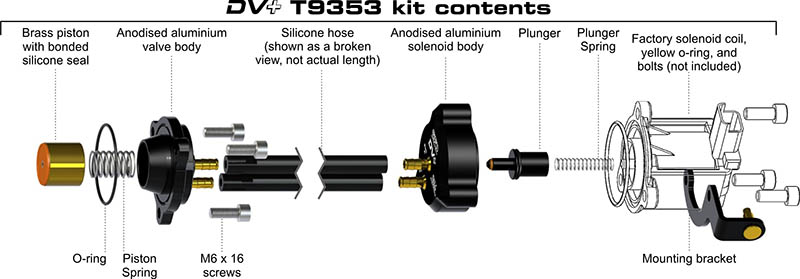 T9353 exploded view with labels800